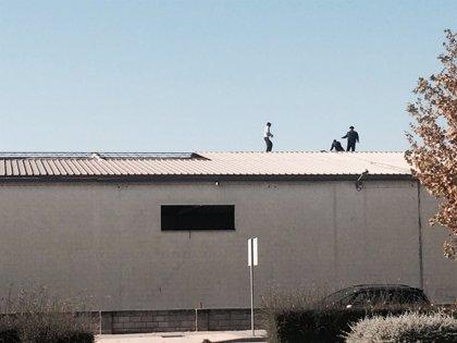 """Los empresarios de los polígonos alertan de robos """"frecuentes"""" en las naves abandonadas"""