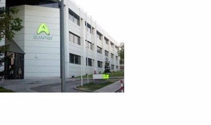 Economía/Empresas.- Amper reformula sus cuentas para incluir una provisión de 3,2 millones por Cable Andino