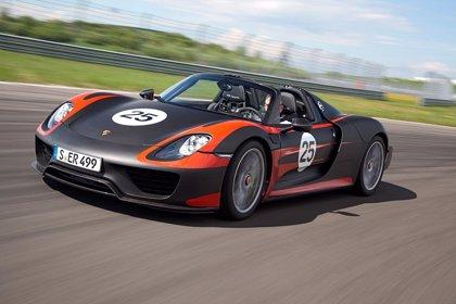 Porsche revisará 205 unidades del 918 Spyder en todo el mundo