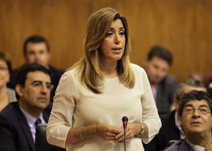 """Susana Díaz: """"El día que no me sienta libre le daré la voz a la gente"""""""