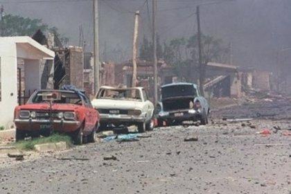 Condenan a cuatro ex militares por una explosión en una fábrica de armas en Argentina