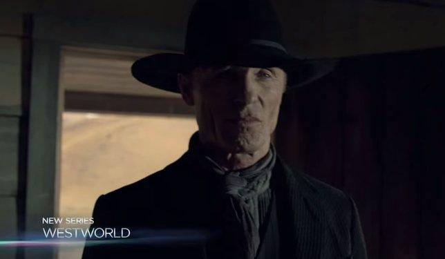 Westworld: Primer vistazo a Ed Harris como el 'hombre de negro'