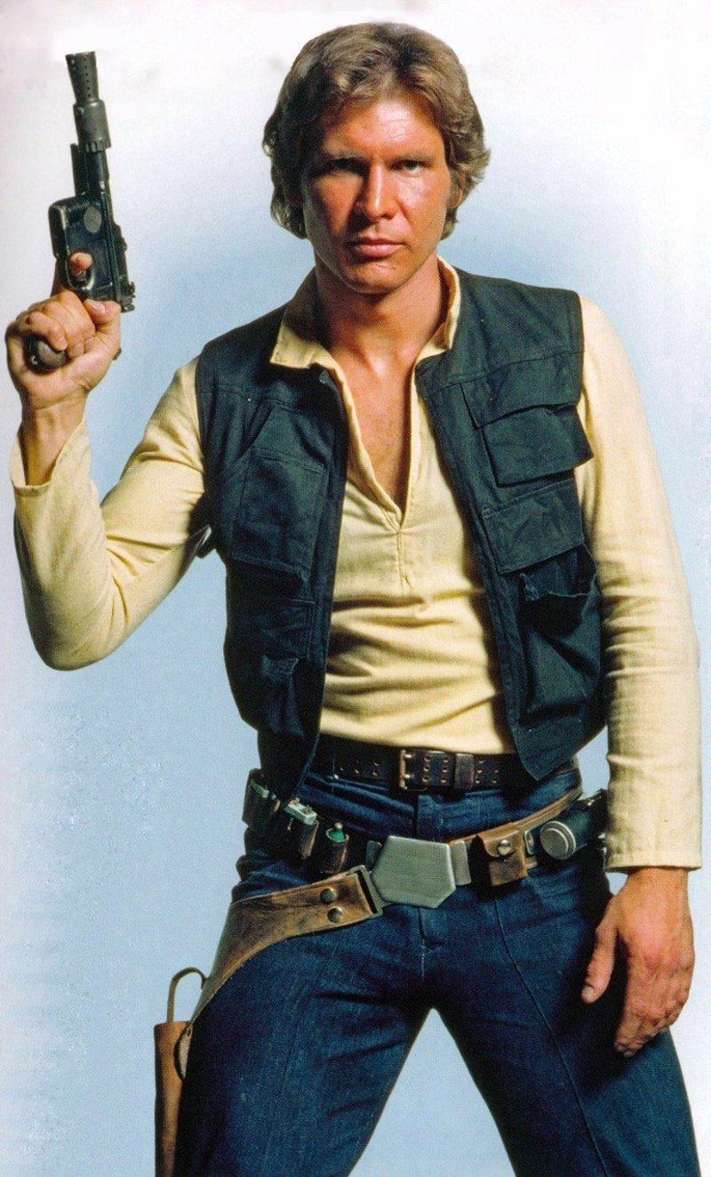 Star Wars: Así será Han Solo en El despertar de la fuerza