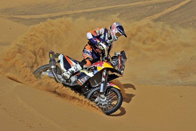 Marc Coma Rally Marruecos