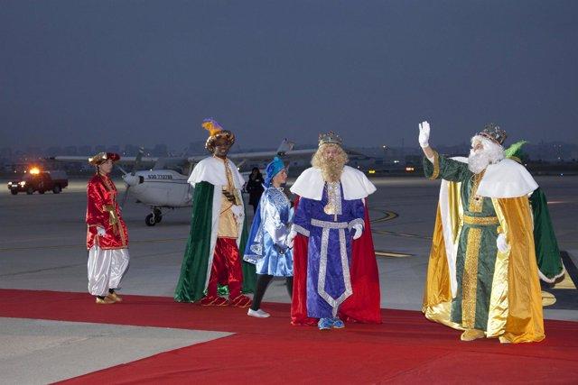 Reyes Magos en Cantabria