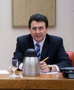 Félix Lavilla Martínez, diputado del PSOE