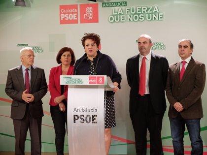 """Jiménez cree que al PSOE le separa una """"distancia enorme"""" tanto del PP como de Podemos y no se plantea alianzas"""
