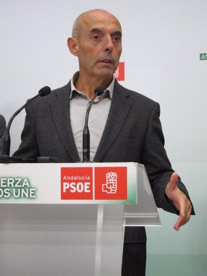 Hurtado (PSOE) urge al Gobierno a construir una nueva comisaría de la Policía Nacional en Campo Madre de Dios