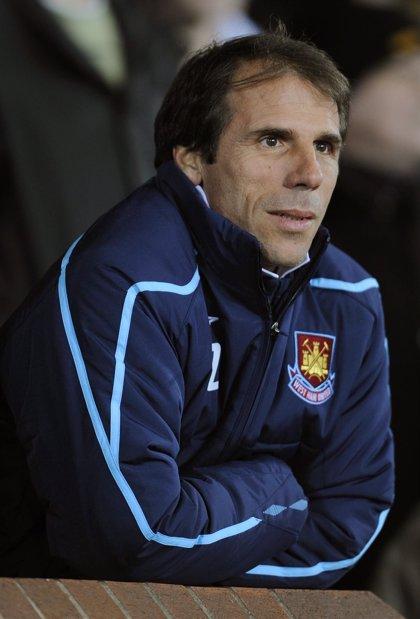 Gianfranco Zola, nuevo entrenador del Cagliari