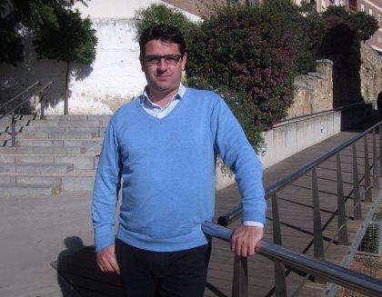 """García (IU) afirma presentarse """"para ganar las elecciones"""" pero no descarta posteriores pactos con un programa"""