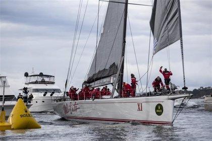 La 70ª edición de la Sydney Hobart arranca  con 117 barcos