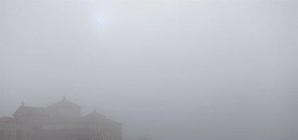 Alerta amarilla por nieblas
