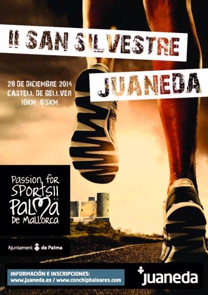 Restricciones y cortes de trafico con motivo de la carrera San Silvestre-Juaneda