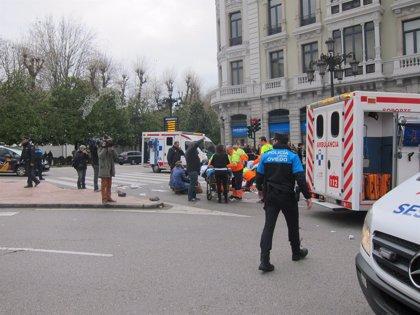 El conductor detenido por el atropello múltiple de Oviedo pasa a disposición judicial