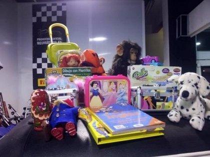 CANTABRIA.-Santander.- El plazo de entrega de juguetes para la décima campaña de las ludotecas municipales finaliza hoy