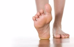 Pies, dedos, planta del pie