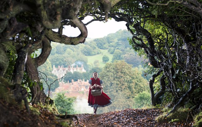Into the Woods, Caperucita Roja