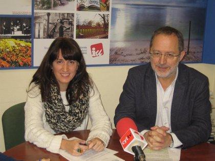 IU de Valladolid aboga por que la Ordenanza Ciclista permita la circulación de bicis en algunas calles peatonales