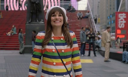 Glee: Let it Go, de Frozen, cantado por Lea Michele