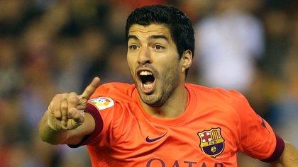 """Suárez: """"Es muy fácil jugar al lado de Messi y Neymar"""""""