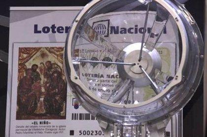 Los andaluces, con 44 euros de media, entre los que menos gastan en lotería de El Niño en Internet