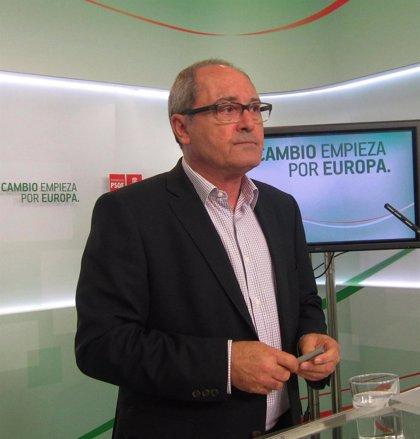 """PSOE-A no ve en """"riesgo"""" el pacto con IULV-CA"""