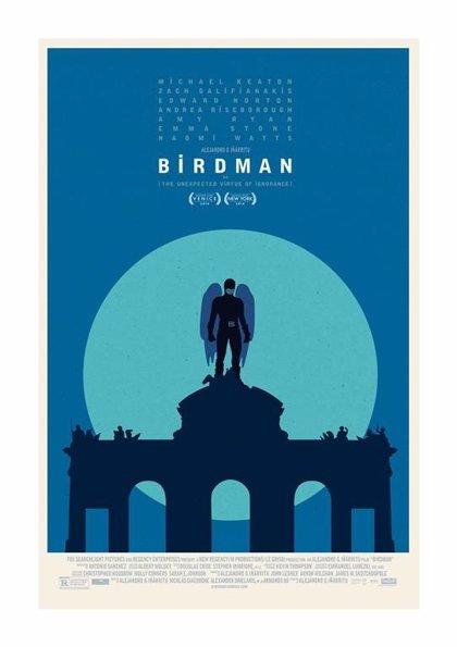 SORTEO: Elige tu personaje favorito de Michael Keaton y gana una camiseta y un póster de Birdman