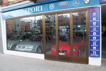 El precio de los coches usados en Asturias sube un 8,7% en 2014