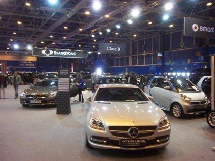 Las ventas de coches usados crecerán en 2014 un 3%
