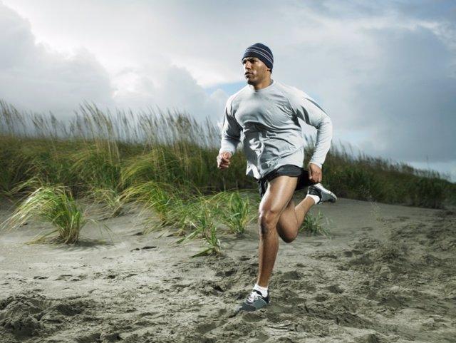 Entrenamiento, correr, deporte