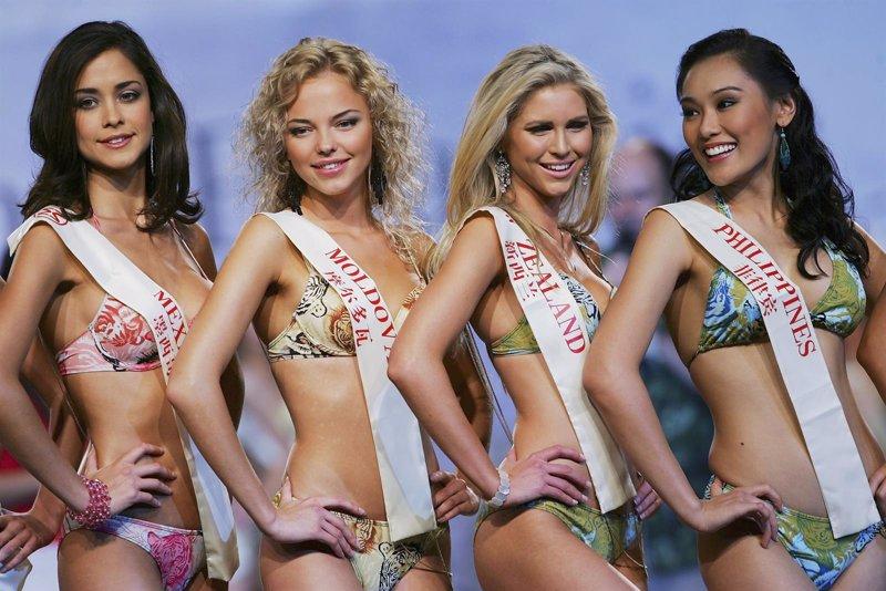 Excellent miss world bikini interesting. Tell