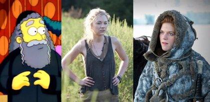 VÍDEO: Los personajes de TV muertos en 2014
