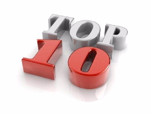 Top 10 noticias más vistas