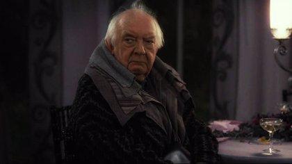 Muere David Ryall, el actor que encarnó a Elphias Dodge en Harry Potter