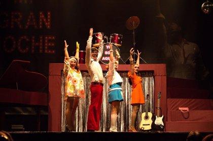 El musical extremeño 'Mi gran noche' llega a Cáceres el 3 de enero