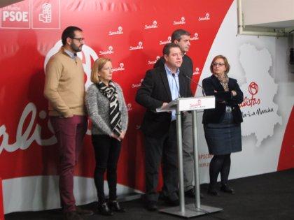 """Page asegura que el """"PSOE no se plantea pactos ni con PP ni con nadie"""""""