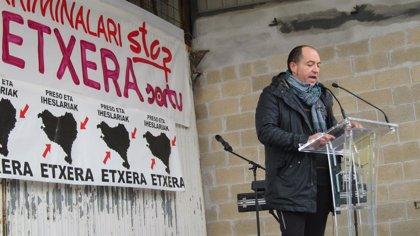 "Sortu lamenta la ""desgracia"" de un lehendakari que no presiona al PP sobre los presos"