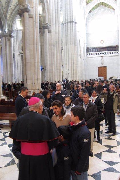 """El arzobispo de Madrid defiende que la familia cristiana es """"lo moderno"""" y que """"lo antiguo es vivir marginando a Dios"""""""