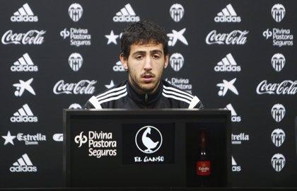 """Dani Parejo: """"En 2015 deseo un mejor club y un mejor equipo"""""""