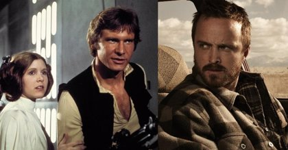 Star Wars: Aaron Paul (Breaking Bad) quiere ser Han Solo en el spin-off