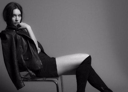 La hija de Rod Steward siguiendo los pasos de su madre como modelo