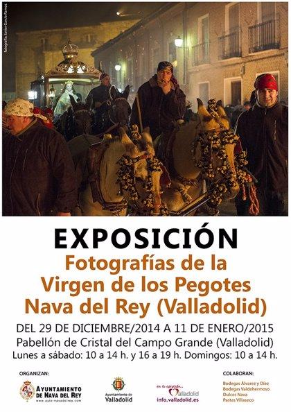 Valladolid acogerá desde mañana una exposición sobre la subida y bajada de la Virgen de los Pegotes de Nava del Rey