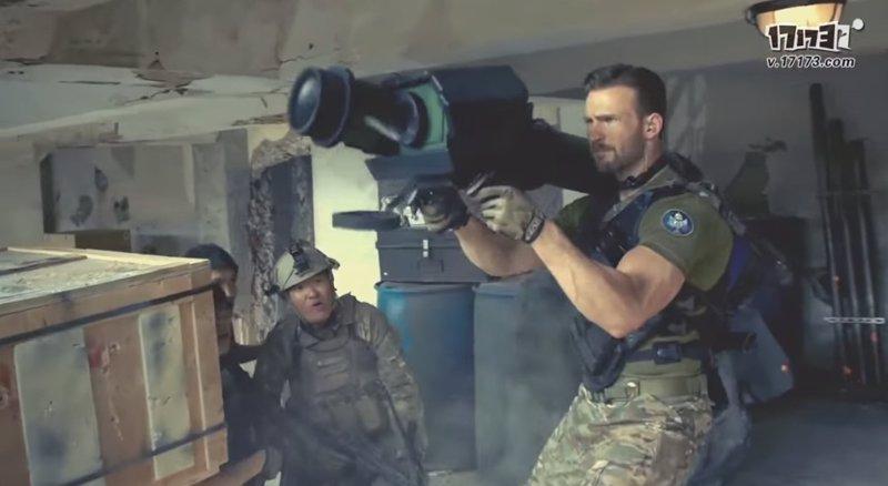 Chris Evans protagoniza el tráiler de Call of Duty: Online