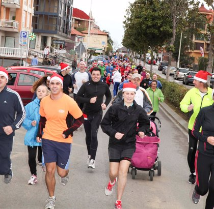 Noja espera reunir más de 200 corredores el martes en la San Silvestre