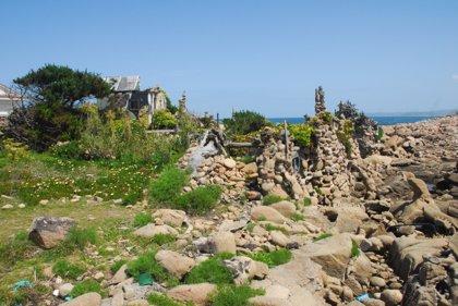 Camelle (A Coruña) rinde homenaje a Man