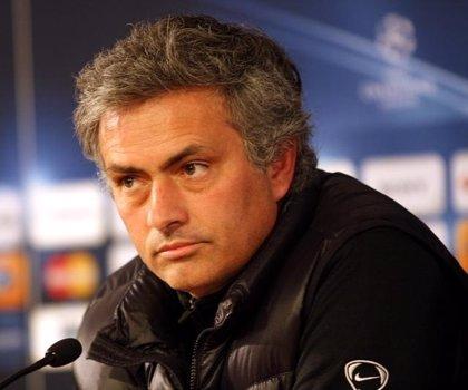 """Mourinho: """"Es un escándalo, fue un penalti como el Big Ben"""""""