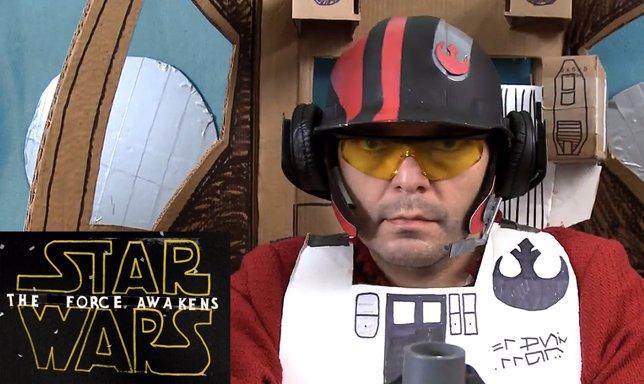 Star Wars VII, a lo cutre
