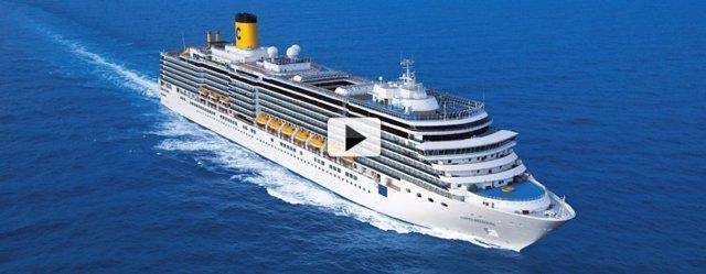 Costa Deliziosa, buque de Costa Cruceros
