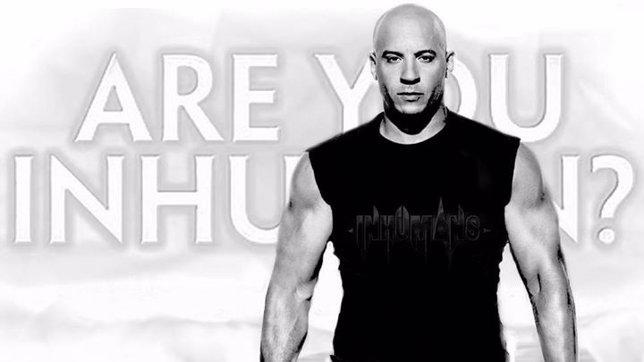 Vin Diesel, Inhumans