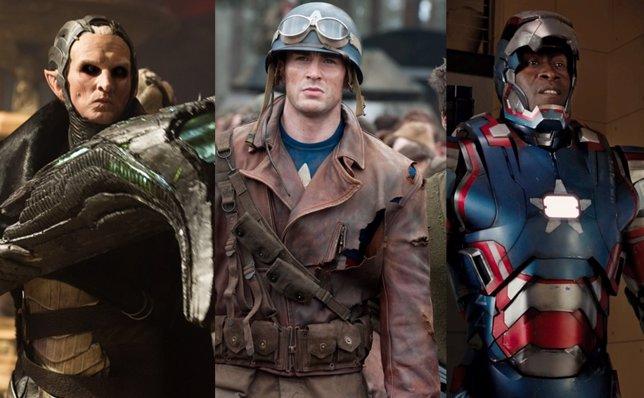 Malekith, Capitán América, Iron Patriot